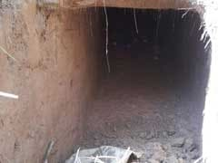 20-Foot Tunnel From Pakistan Found By BSF At Sambha, Jammu and Kashmir