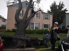 Violent Storm Wipes Southern And Central California, Four Killed