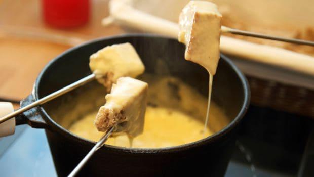 chesse fondue