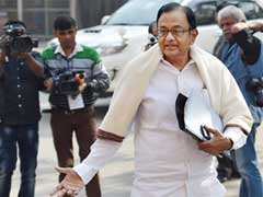 'BJP Stealing Elections In Goa, Manipur,' Says Congress' P Chidambaram