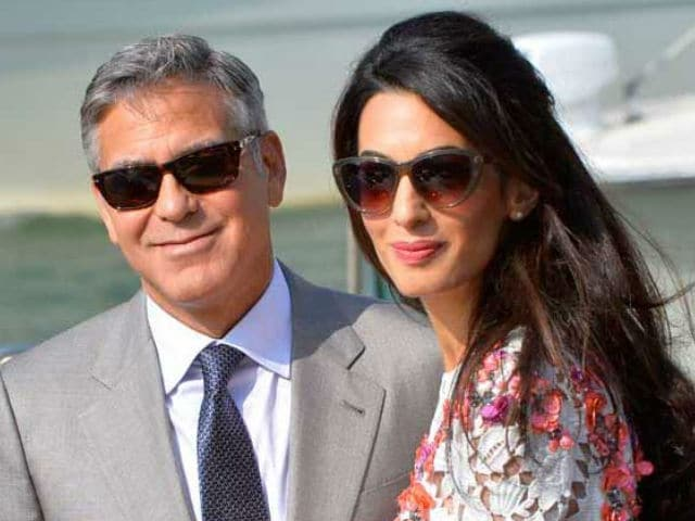 George And Amal Clooney Are Prepping For Twins By Making List Of Places They Won't Visit