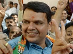 BMC Elections: Maharashtra Chief Minister Devendra Fadnavis Meets PM Modi, Discusses Civic Polls Outcome