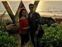 Divyanka Tripathi, Vivek Dahiya's Post-Valentine's Day Holiday In Goa. See Pics