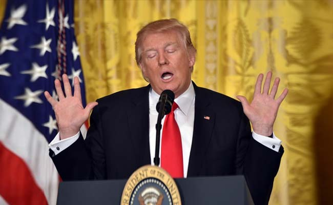 Donald Trump To Skip Correspondents' Dinner, A First In 36 Years