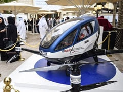 Dubai Aims To Launch Hover-Taxi By July
