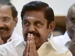 1,500 Files Cleared In 70 Days, Says Tamil Nadu Chief Minister K Palaniswami