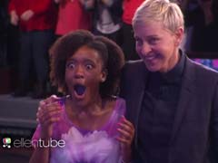 Ellen DeGeneres Gifts Student A Car In The Coolest Surprise Ever