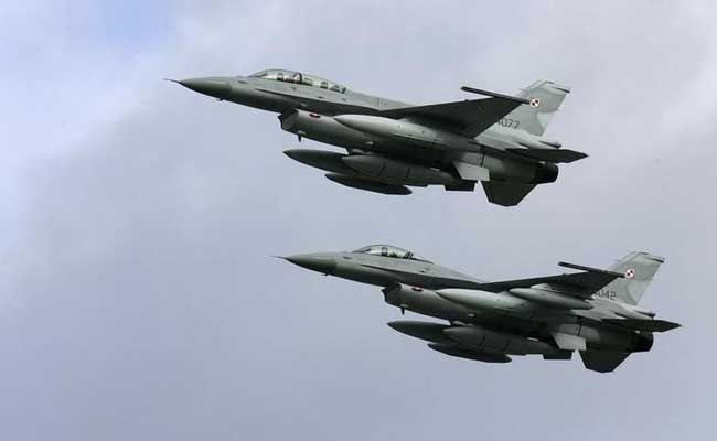 Make-In-India: F-16s Could Be Built Here, Much Depends Now On Donald Trump