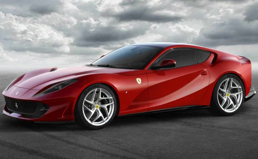New 789 bhp Ferrari 812 Superfast Unveiled