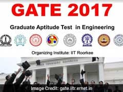 GATE 2017 Results Declared By IIT Roorkee; Check Now