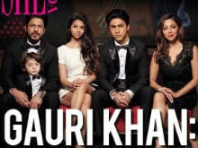 Shah Rukh Khan's Family Portrait Is The Internet's Favourite. See Pic