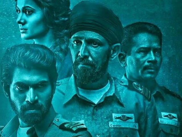 The Ghazi Attack Movie Review: Rana Daggubati's Film Is Devoid Of Mystery