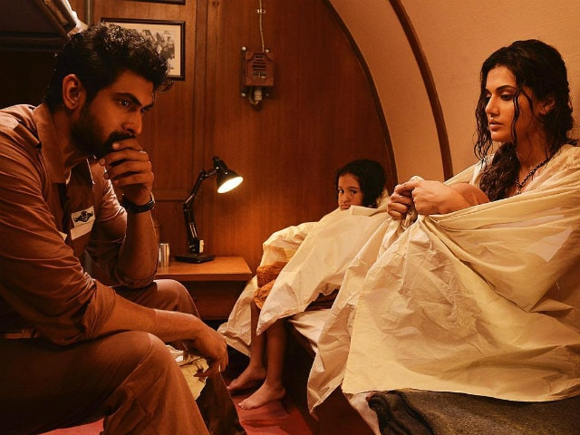 Rana's The Ghazi Attack Holds 'Steady' At Box Office