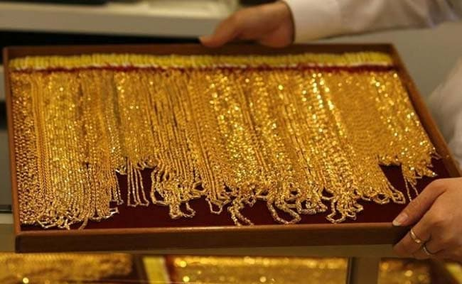 Globally, gold rose by 0.44 per cent to $1,225.10 an ounce in Singapore.
