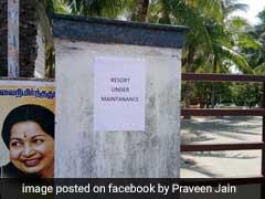 Resort Where Team Sasikala Camped For Days Shuts Down For 'Maintenance'