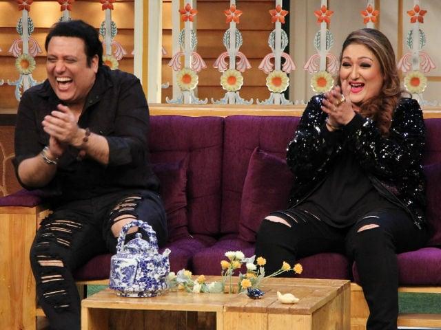 The Kapil Sharma Show: Why Govinda's Wife Sunita Kept Pics Of Amitabh Bachchan, Dharmendra When Pregnant