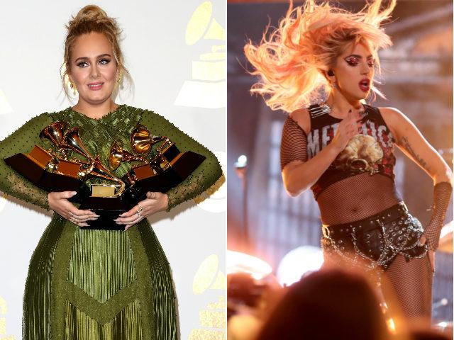 Grammys 2017: Adele's Big Win To Lady Gaga's 'Metallic' Performance