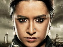 <i>Haseena</i> First Look: Shraddha Kapoor As <I>The Queen Of Mumbai</I> Is All That You Want To See Today