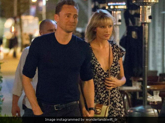 Tom Hiddleston Says Relationship With Taylor Swift Was