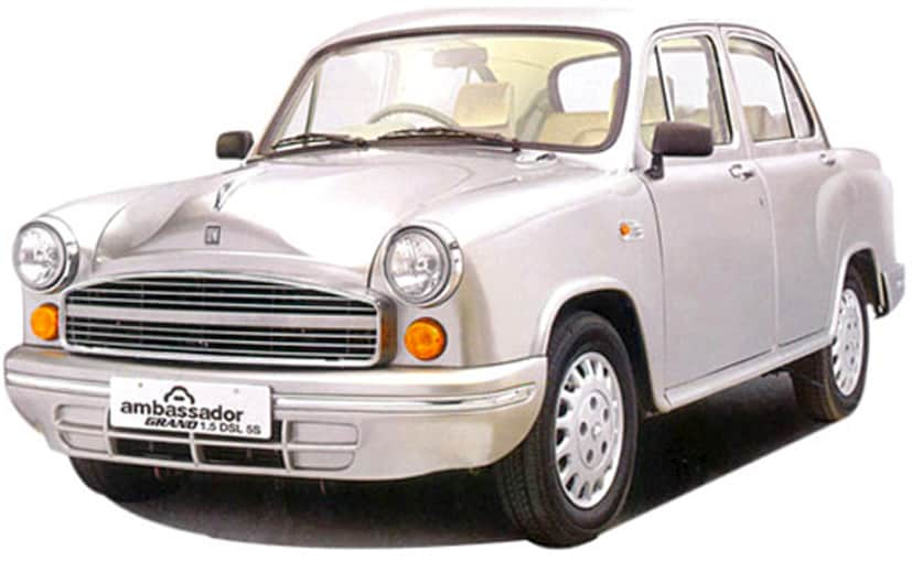 Hindustan ambassador a brief history ndtv carandbike Grand motors used cars