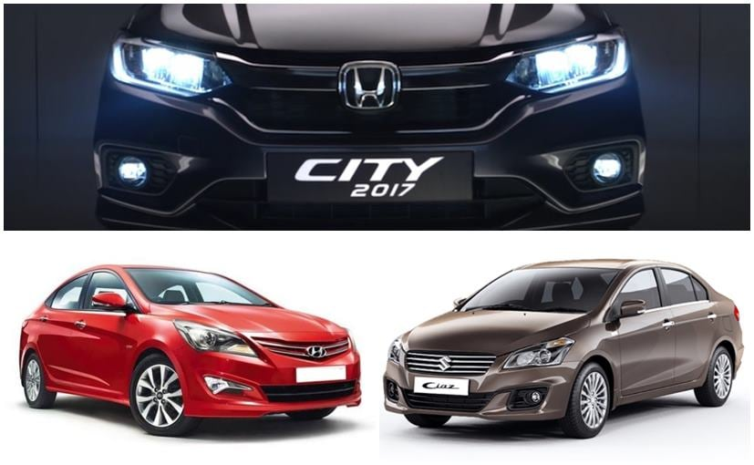 Honda City facelift launched at Rs. 8.50 lakh