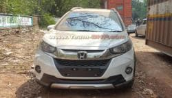Honda WR-V Spotted At Dealership Yard; Launch Next Month