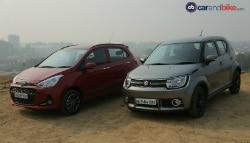 Hyundai Grand i10 Facelift vs Maruti Suzuki Ignis