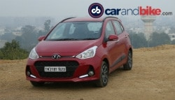 Hyundai Launches The Grand i10 Facelift; Priced At Rs. 4.58 Lakh