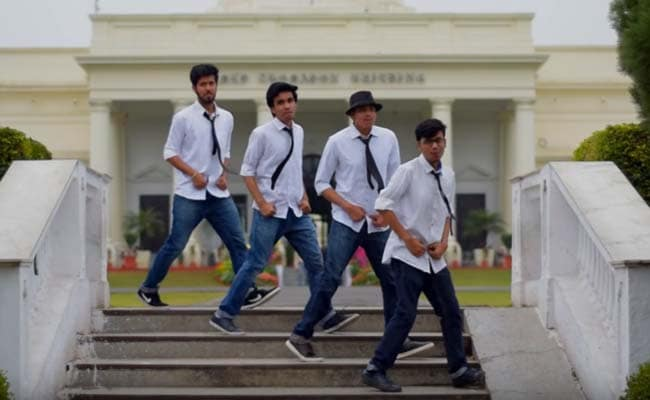IIT-Roorkee Students Dancing To Ed Sheeran's Shape Of You Is All Kinds Of Awesome