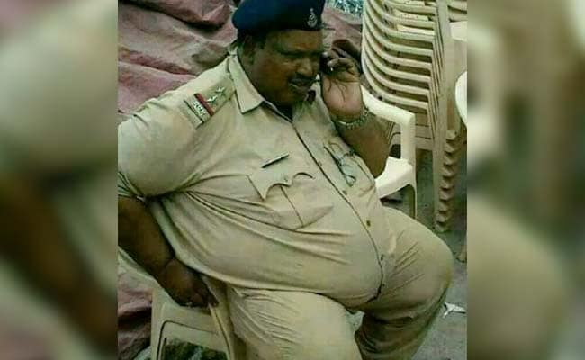 Fat-shamed MP inspector undergoes tests at Saifee Hospital in Mumbai