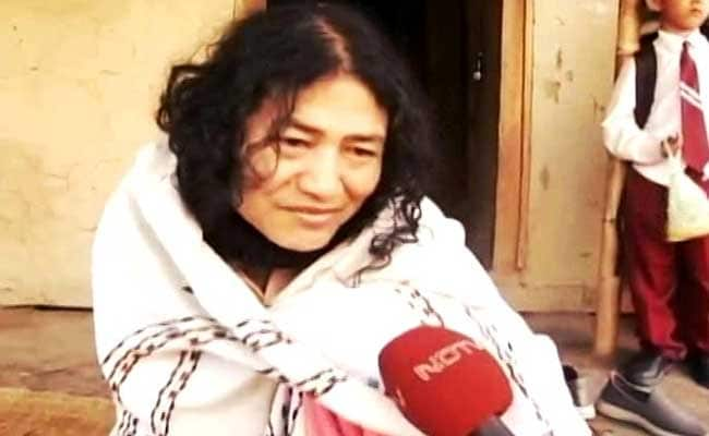 Manipur Election 2017: Irom Sharmila Says 'Will Try Again In 2019 If I Fail'