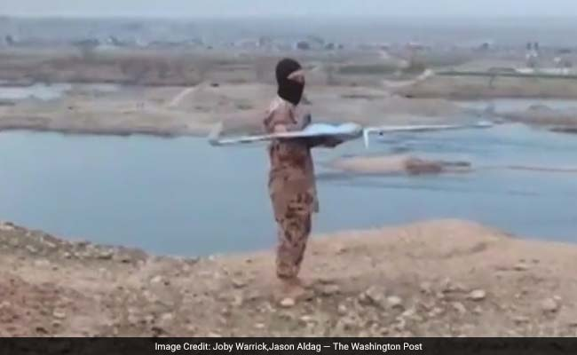 ISIS's 'New Horror' In Iraq: Tiny Drones That Drop Bombs From The Sky