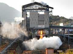 ISRO Tests India's Largest Cryogenic Engine For 400-Ton Rocket