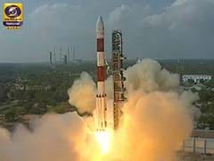 ISRO Sets Historic World Record, Launches 104 Satellites In One Go