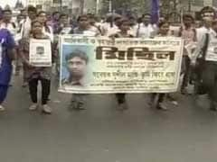 Stir In Kolkata Over Missing Dalit Student Of Jadavpur University