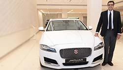 Jaguar Launches Locally Manufactured XF; Prices start At Rs. 47.50 Lakh