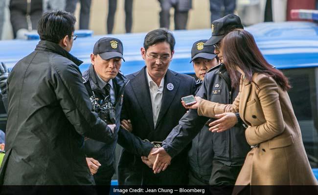 Samsung Heir's Prison Life: No Smartphone, Cannibal Neighbour