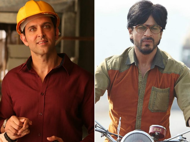 What Hrithik Roshan Learnt From Kaabil Vs Raees. A For Effort