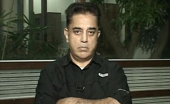 Kamal Haasan Slams AIADMK, Calls It a 'Criminal Conglomerate'