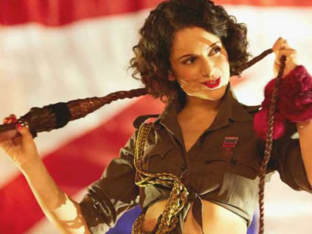 Kangana Says Miss Julia Isn't Based On Anyone 'Living Or Dead'
