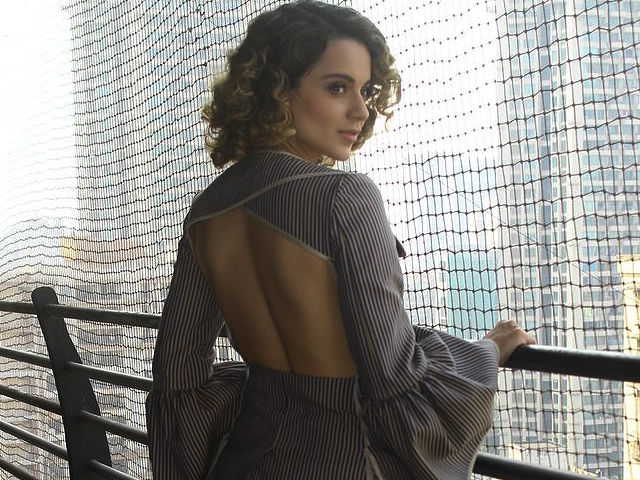 Actor Kangana Ranaut talks about her Hollywood plans