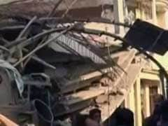 4 Killed, Many Feared Trapped In Building Collapse In Uttar Pradesh's Kanpur