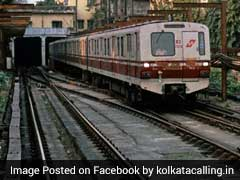 With Baby In Arm, Woman Jumps In Front Of Kolkata Metro