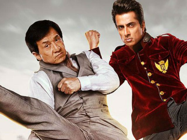 <i>Kung Fu Yoga</i> Movie Review: Jackie Chan's Bollywood Moves Are The Most Charming Part