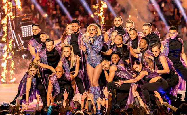 Lady Gaga Lights Up Super Bowl With Inclusion Message