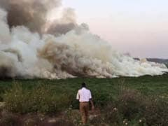 Lake On Fire, Toxic Smoke Leaves Bengaluru Angry And Stunned