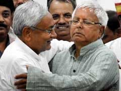 Not Break Point - Yet - But Nitish Kumar's Making Lalu Yadav Sweat
