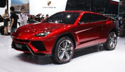 Lamborghini Urus To Make Its Debut At 2017 Auto China
