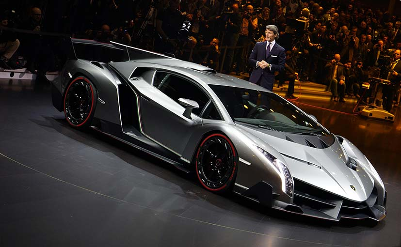 Lamborghini Recalls All 12 Venenos For Engine Fire Risk