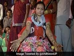 Band, <i>Baaja</i>, Ballot: Lucknow Bride Delays <i>Bidaai</i> To Vote In State Polls